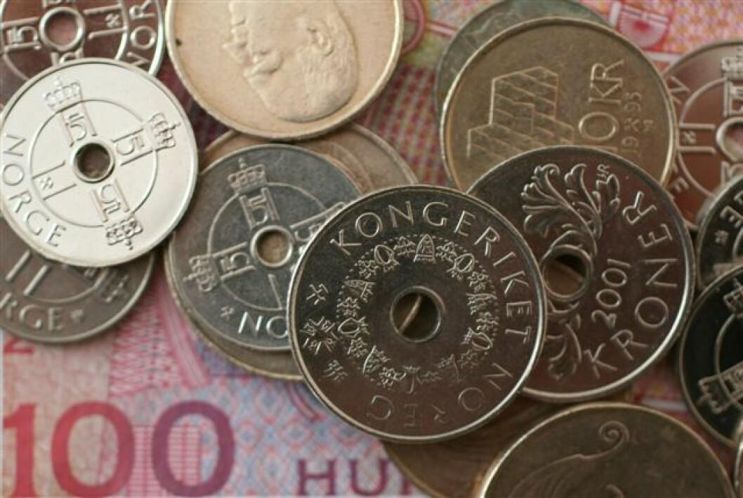 penger - bredde