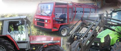 Kontrakt for brukt traktor