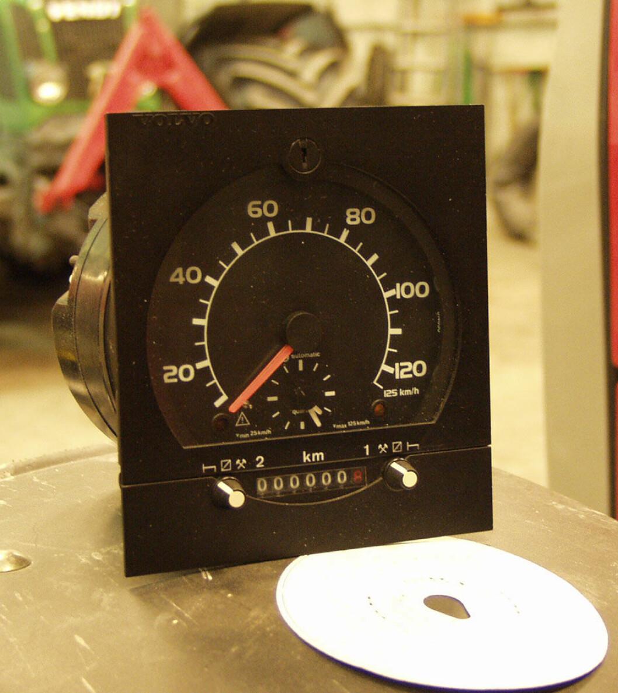 fartsskrivar traktor