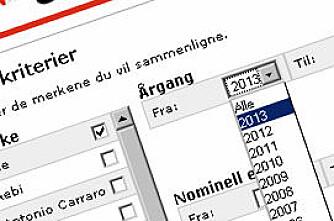 Traktoroversikten 2013 på nett