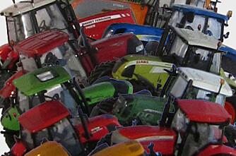 Traktoroversikten 2011 er på nett