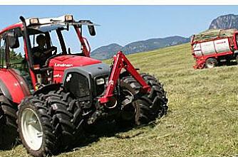 Traktoroversikten er oppdatert!