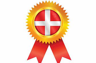 Dansk mjølkerekord: 185 176 liter
