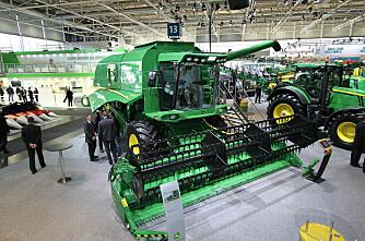 Norske importører stiller på Agritechnica