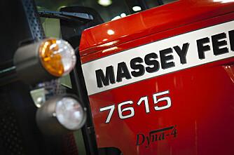 Fire nye fra Massey Ferguson