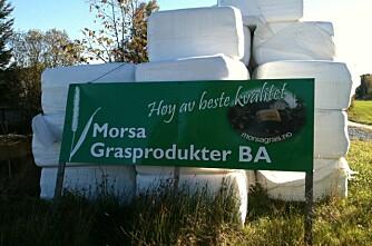Morsa Grasprodukter, en miljø- og salgssuksess