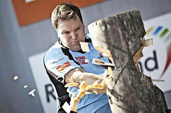 VM i timbersports på Lillehammer