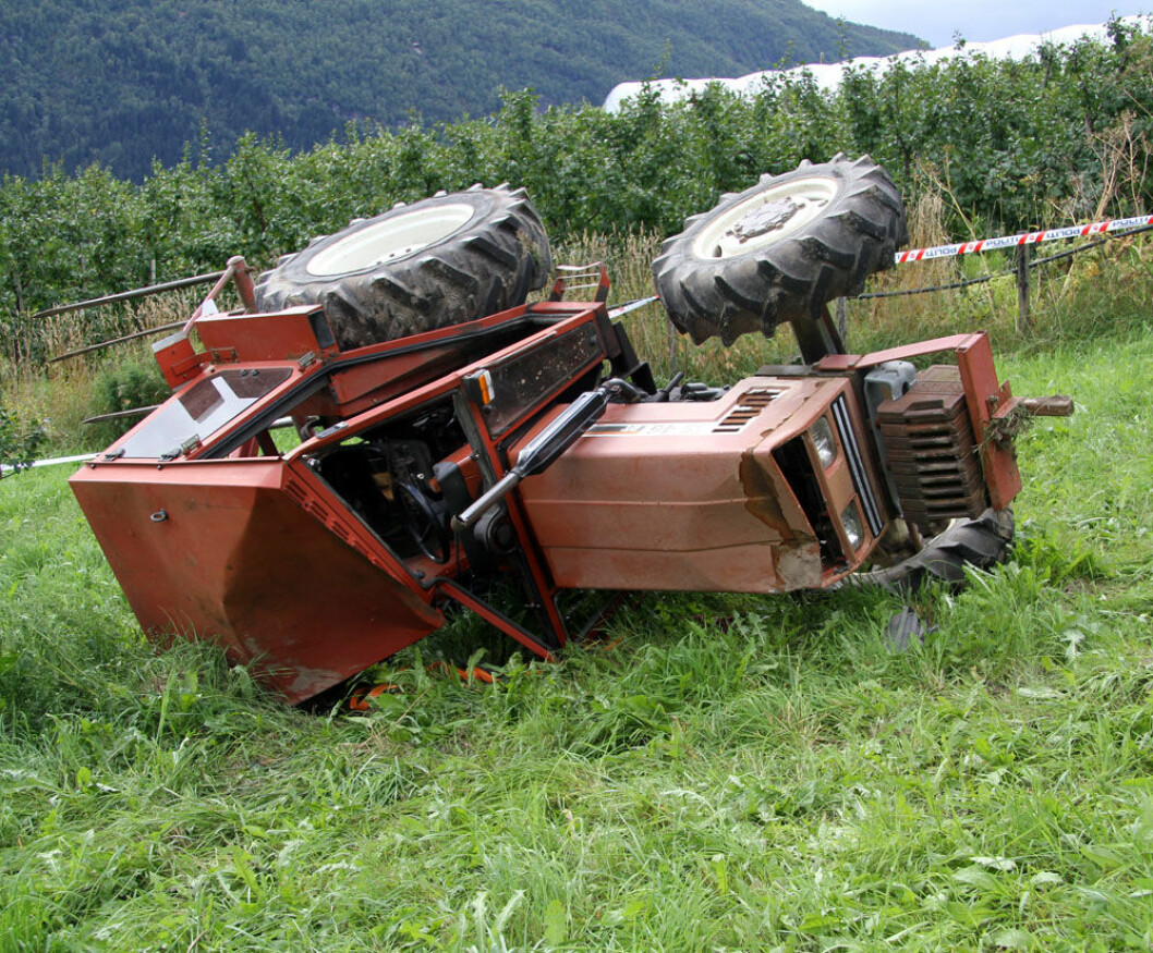 traktorvelt loen f