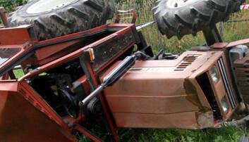 Trolig påbud om setebelte også på jordet