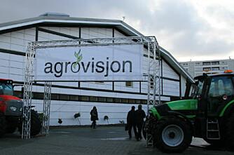 Suksess for Agrovisjon