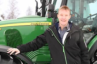 Ny maskinsjef på plass hos Felleskjøpet Agri