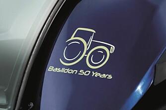 Gyldne jubileumstraktorer fra Basildon