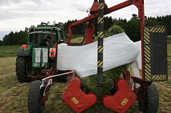 Norsk grovfôrproduksjon  på stedet hvil