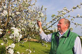 2012: Bra år for bonden i vest