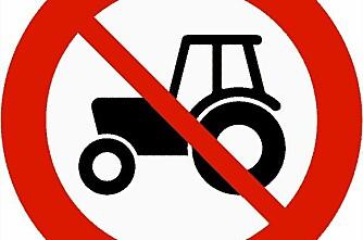 Vil unngå traktortrøbbel i Trondheimstrafikken
