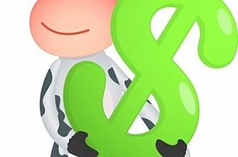 Øko-mjølk bedre butikk enn konvensjonell