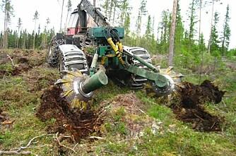 Mer markberedning
