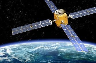 Spre gjødsla via satellitt