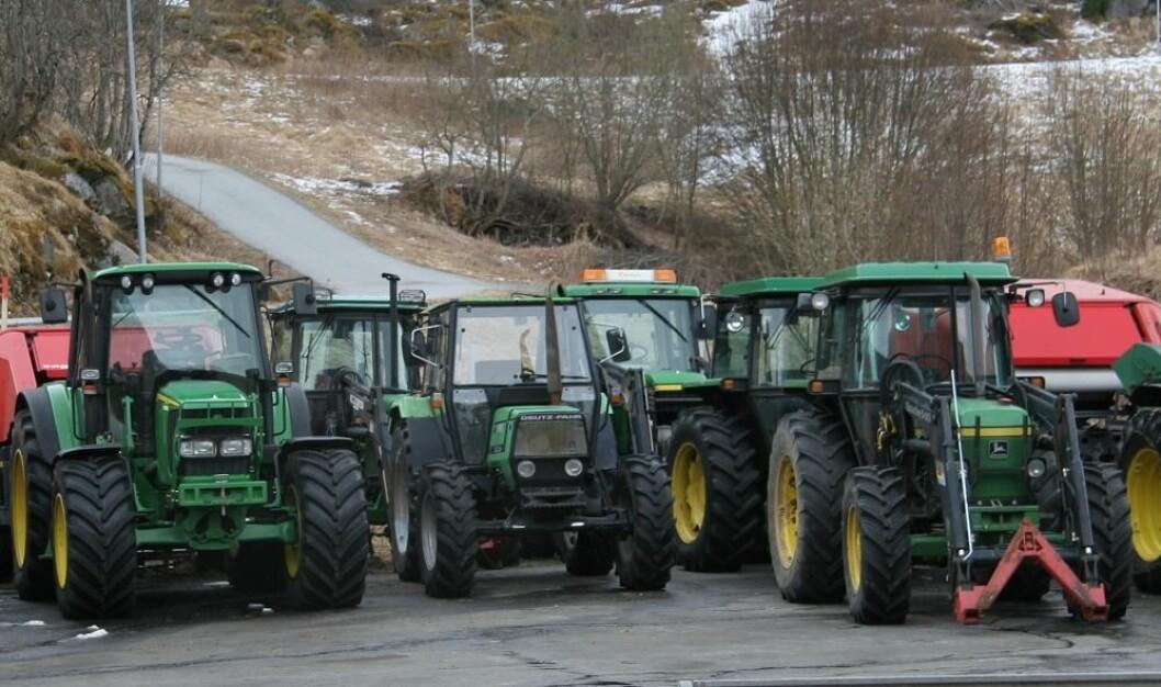 traktorar eldre