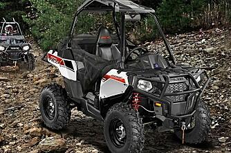 ATV med sete og ratt