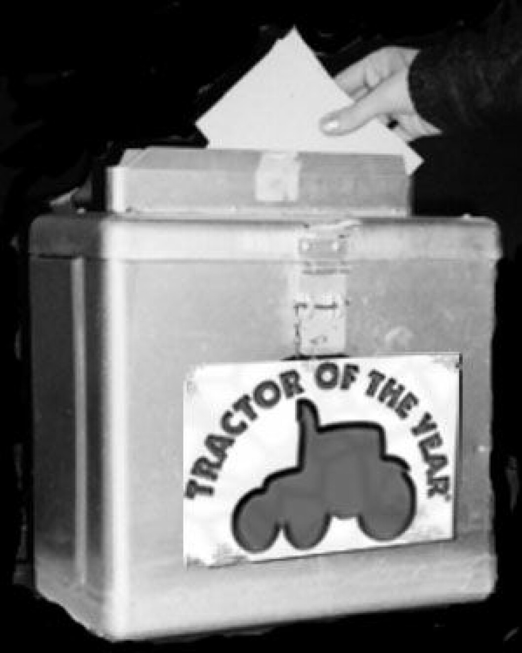 stemmeurne toty