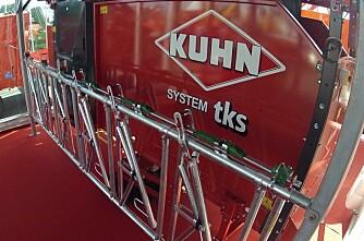 TKS som Kuhn i utlandet