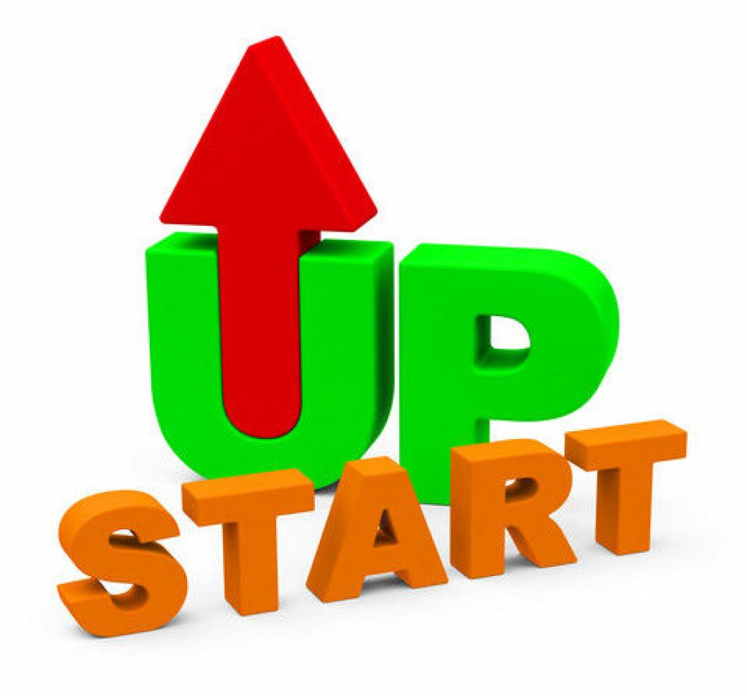 Start uo