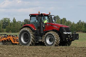 Magnum ble årets traktor