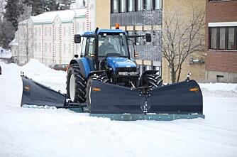 Ny leverandør av traktorredskap