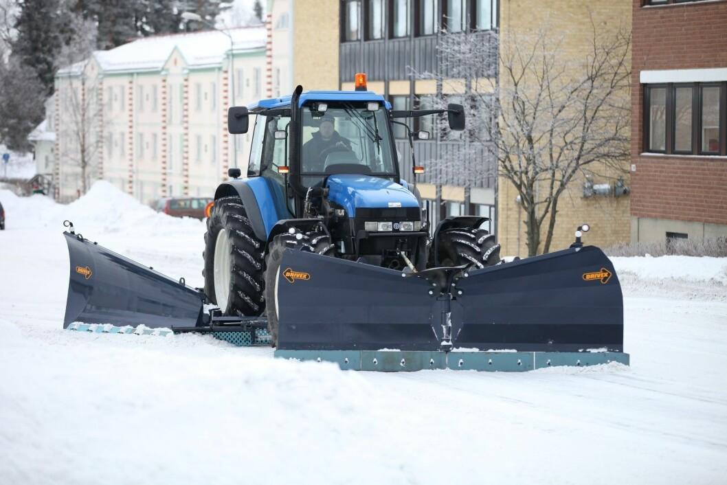 Snøutstyr fra Drivex