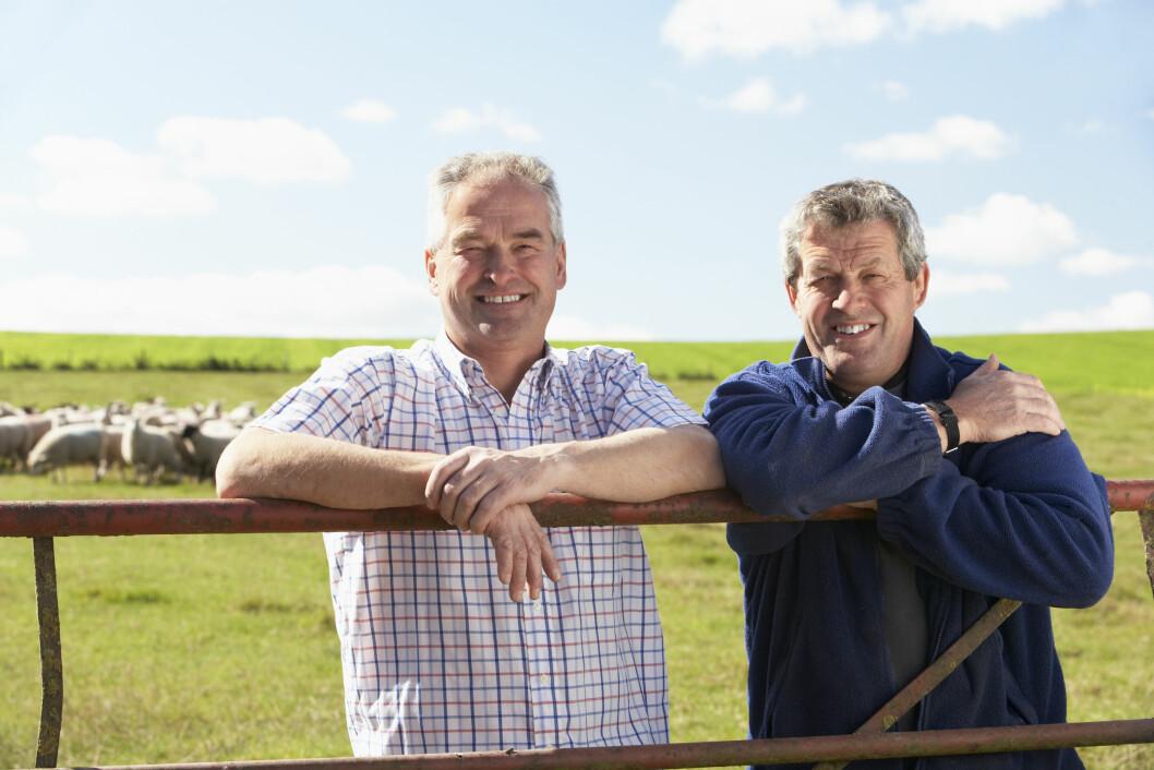 to bønder