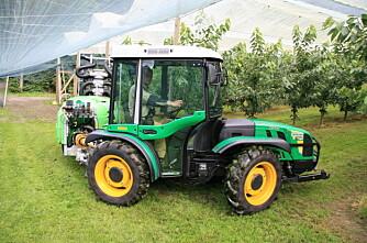 Italiensk uro for traktormarknaden