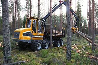 Lastbærer fra Sampo-Rosenlew