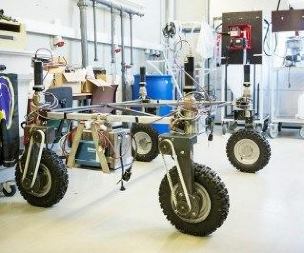 Landbruksrobot