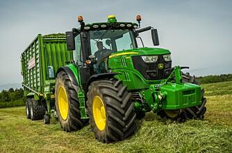 Traktorstatistikken: Kan vi kåre en vinner?