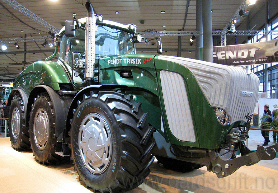 fendt trisix side f agtech07