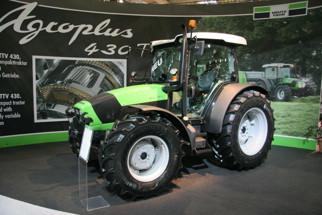 DF Agroplus TTV_1 Agritechnica 07