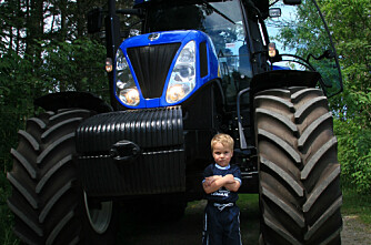 NewHolland T7000