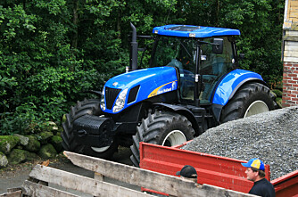 Tractor of the Year 2008: New Holland T 7060