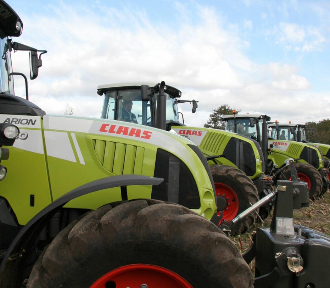 claas traktor 07 q