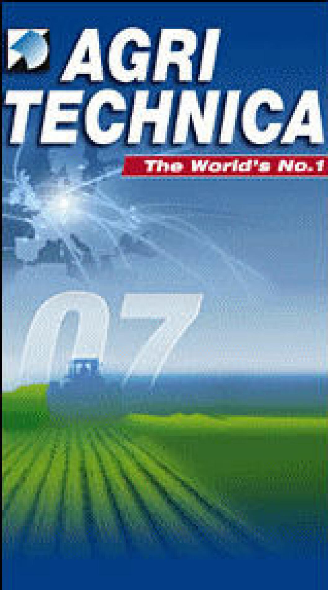 Agritechnica logo 2