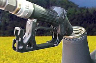 Ny biodiesel er bra