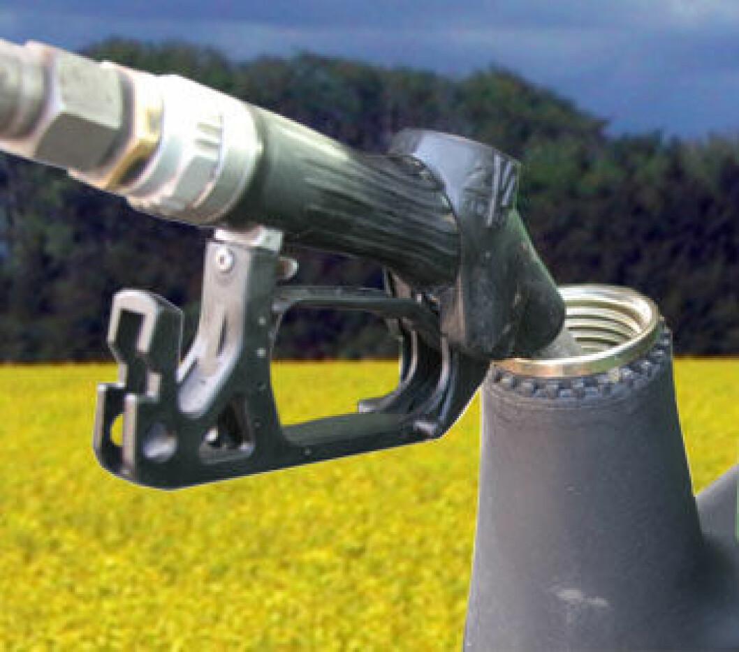 biodiesel pistol