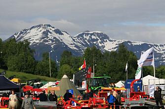 Landbruksmessa i Balsfjord