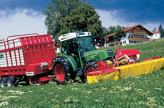 Agco skviser Claas i Tyskland