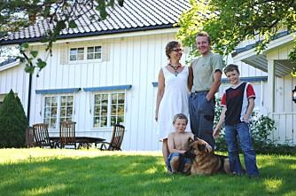 Våler-familie anbefaler varmt varmepumpeteknologi