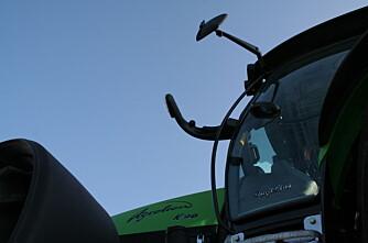 HCP skal lære traktorsalg av sine engelske kollegaer