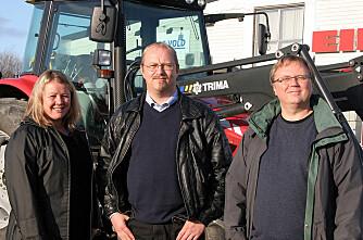 Trenger svar fra traktorførere