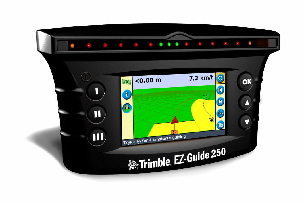 Trimble-EZ-Guide-250-NOR-left