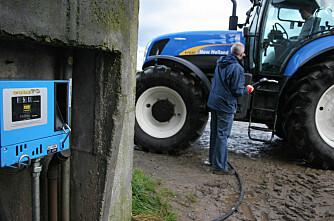 Sparer diesel med kurs